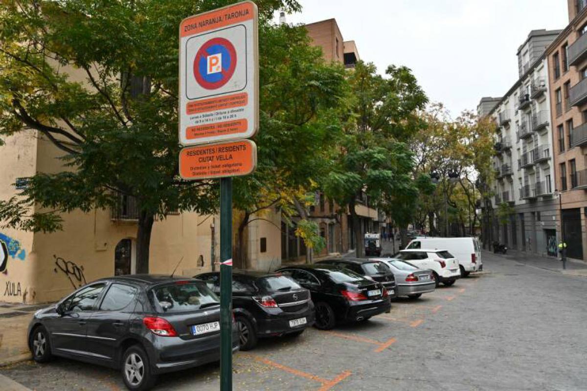 El nuevo contrato de la zona azul de València empieza el 11 de mayo