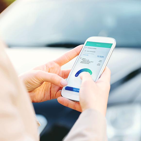 Aprovecha las múltiples ventajas de pagar tu aparcamiento con el móvil.